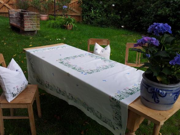 große Tischdecke_Blumenwiese2